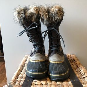 SOREL Shoes | Slimpack Riding Tall Leather Boots Blk 9 ...